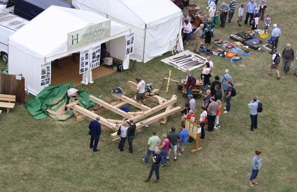 Heartwood Woodfair 09